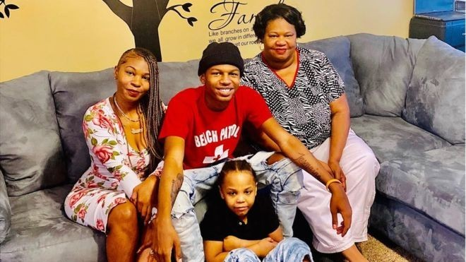 George Floyd: Three generations of an African-American family on what needs to change