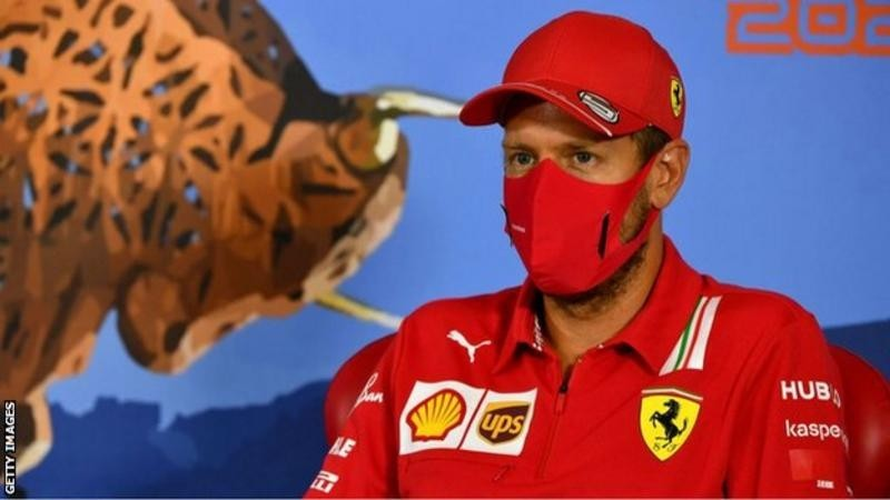 Sebastian Vettel: Ferrari driver 'surprised' the team did not want to keep him