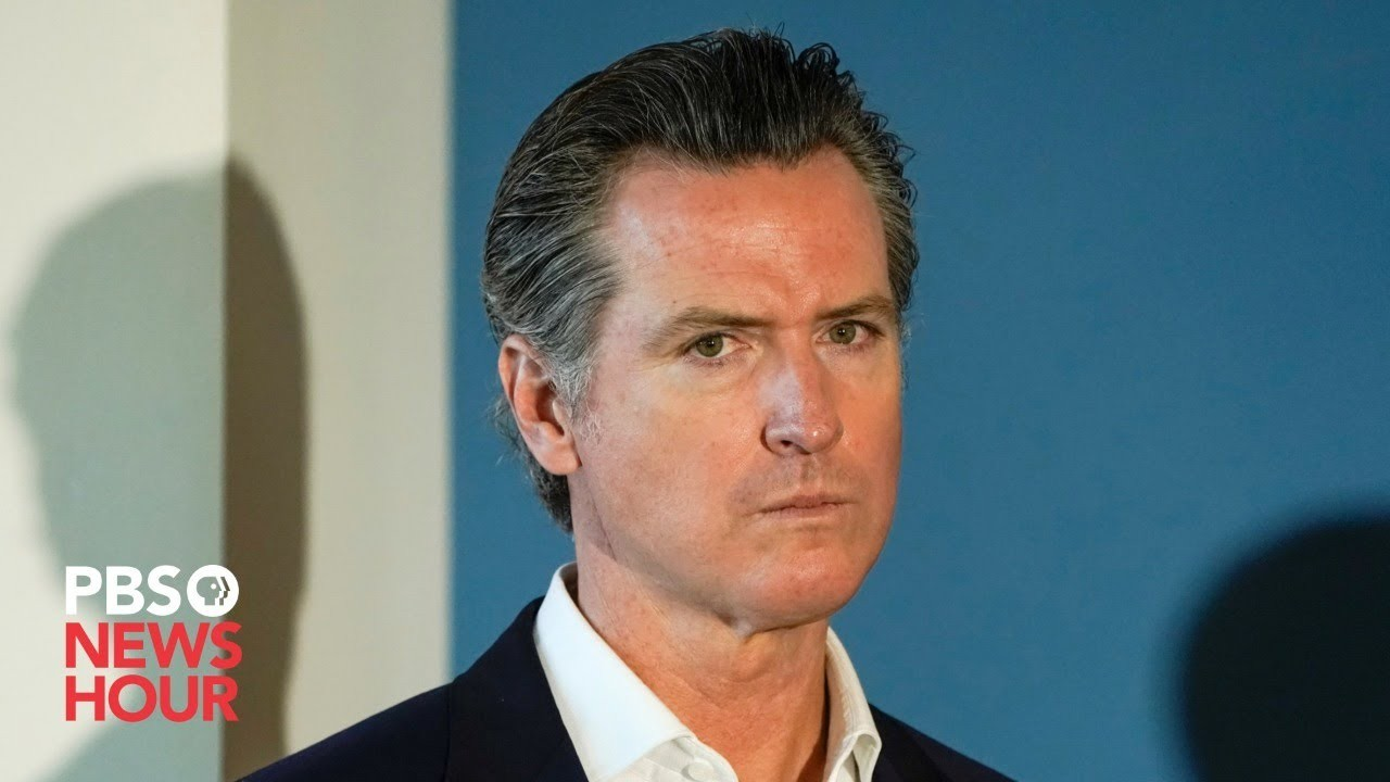WATCH LIVE: California Governor Gavin Newsom gives coronavirus update -- July 20, 2020