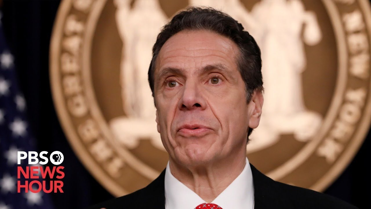 WATCH LIVE: New York Governor Andrew Cuomo gives coronavirus update -- July 20, 2020
