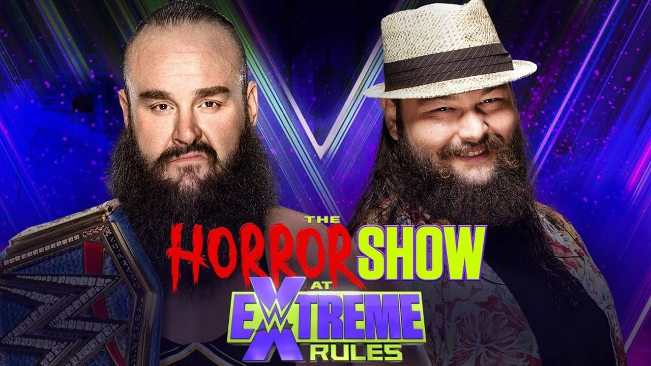 WWE Extreme Rules 2020 - The Horror Show Live Stream Reactions