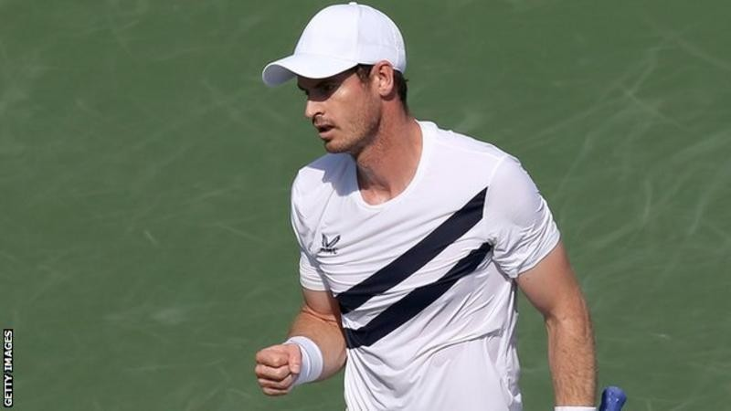 Western & Southern Open: Andy Murray feels good on ATP return