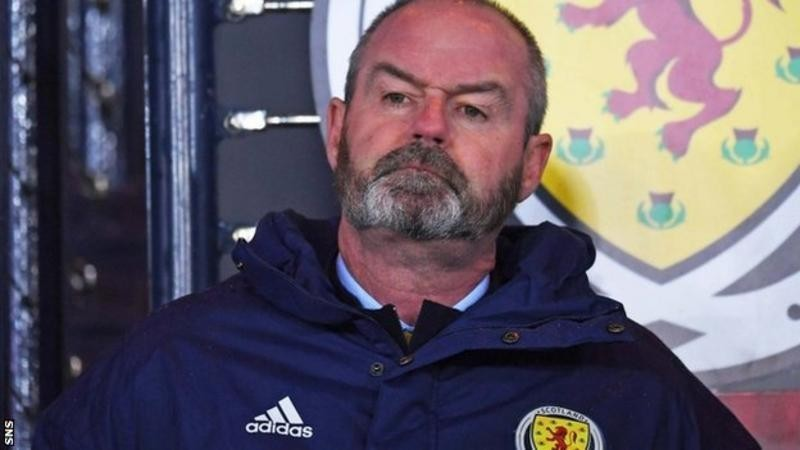 Scotland: Steve Clarke's difficult choices heightened by Covid-19