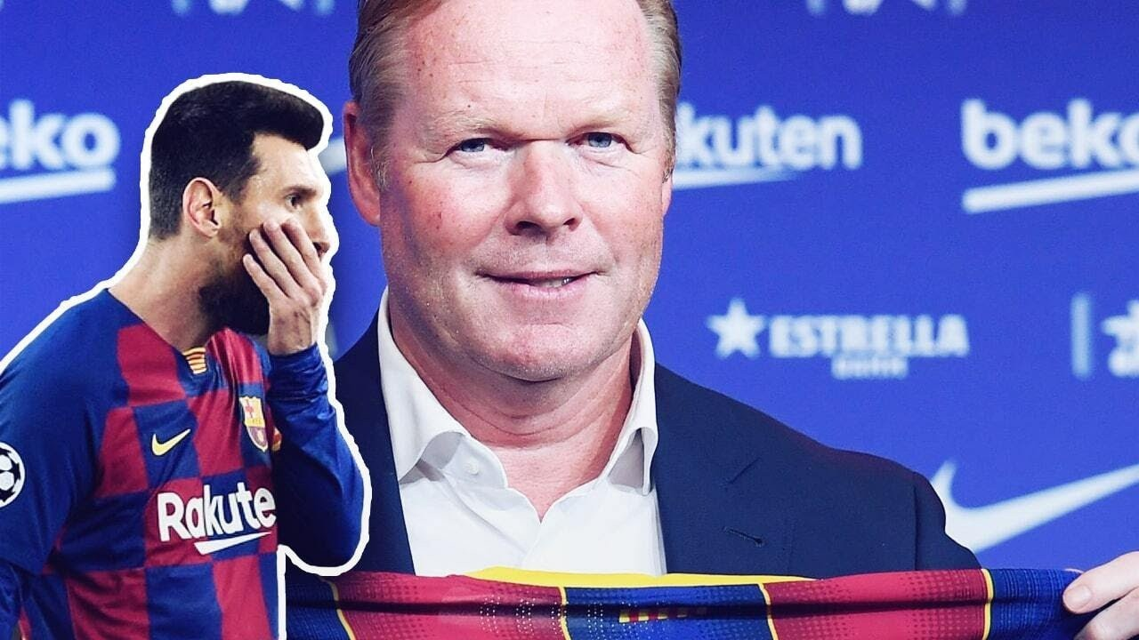 Messi wants to leave FC Barcelona, the new manager has already reacted! | Oh My Goal