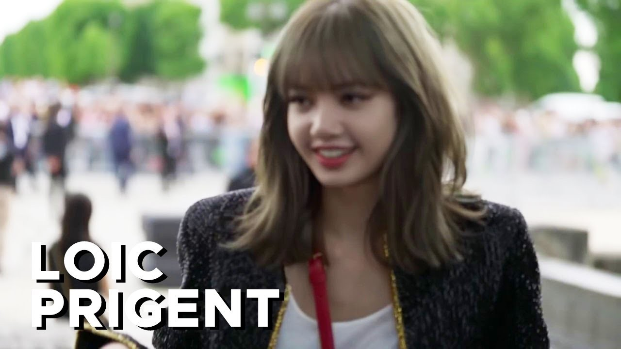 EXCLUSIVE! CELINE : LALISA MANOBAN Lisa 리사 from BLACKPINK 블랙핑크 MEETS HEDI SLIMANE! by Loic Prigent