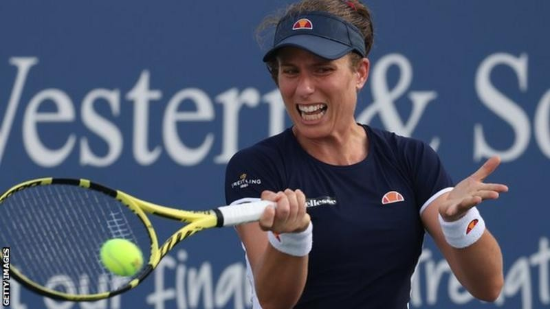 Western and Southern Open: Johanna Konta & Novak Djokovic in semi-finals