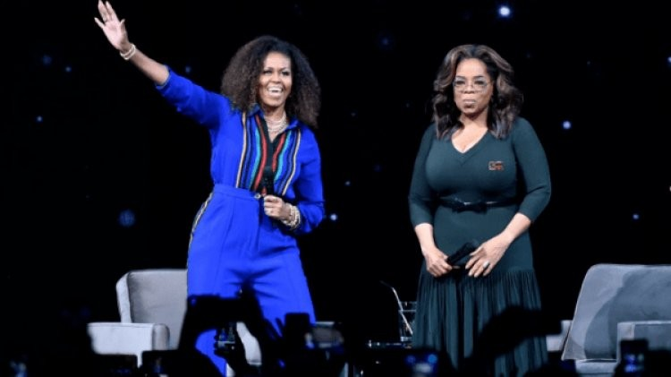 Michelle Obama to Oprah: Trump is Dumbest President in U.S. History